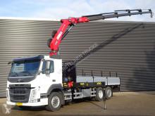 Ciężarówka platforma Volvo FM 410