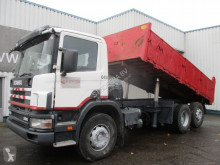 Scania G truck used tipper