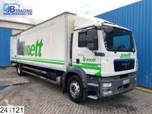 Camião MAN TGM furgão usado