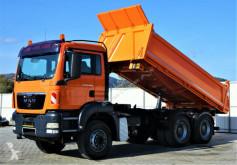 MAN billenőkocsi teherautó TGS 26.400 Kipper 4.70m *6x4*