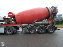 MOL M12/27TRI/39/2 12m³ semi-trailer used concrete mixer concrete
