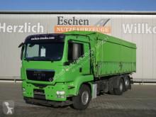Camion MAN TGS 26.400 6x2-2 BL Kempf Getreidekipper, Plane benne céréalière occasion