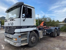 Mercedes hook arm system truck Actros 3331