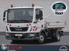 Camion tri-benne MAN TGL 8.190 4X2 BB, Meiller Dreiseitenkipper