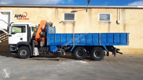 Camión volquete MAN 360 6X2 VOLQUETE PALFINGER PK 29002 G
