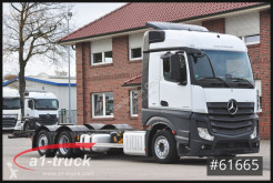 Mercedes chassis truck 3 x 2542 Actros, Jumbo BDF,