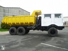 Camion benne Enrochement Renault TRM 2000