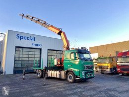 Volvo FH12 520 truck used flatbed