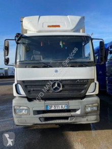Mercedes tautliner truck Axor 2533