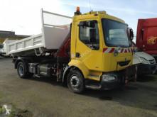 Camion bi-benne Renault Midlum 180