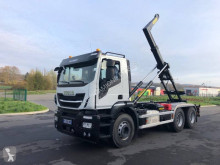 Iveco Stralis AD 260 S 46 truck used hook arm system