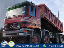 Mercedes three-way side tipper truck Actros 4143