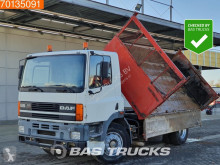 DAF 85 truck used three-way side tipper