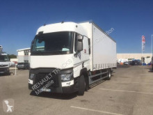 Renault Gamme T 460 P-ROAD truck used tautliner