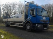 Camion platformă si obloane Renault Premium 270.19 DXI