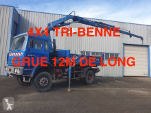 Renault three-way side tipper truck Gamme G 300