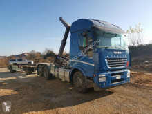 Camion polybenne Iveco Stralis 430
