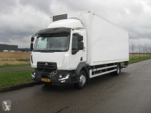 Renault mono temperature refrigerated truck Gamme D 16 MED P4X2 240