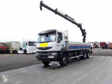 Camión lonas deslizantes (PLFD) Renault Kerax 410