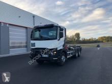 Ciężarówka Hakowiec Renault Gamme C 480.26 DTI 13