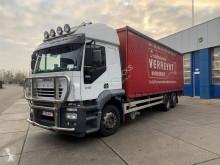 Camión Iveco Stralis furgón usado