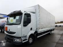 Camión lona corredera (tautliner) Renault Midlum 240.12*LBW 1500Kg*