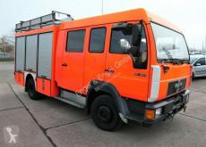 MAN L2000 10.224 LC LHF 16 4X2 DoKa AHK FEUERWEHR használt egyéb teherautók