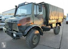 Camion Unimog U 1300 L 435 4X4 2t Werkstatt-Einrichtung PRITSC savoyarde occasion
