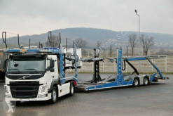 Volvo FM 460/ACC/EURO LOHR/ROLFO/9 CARS/AUTOTRANSPORTE truck used car carrier