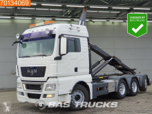 MAN TGX 35.540 truck used hook arm system