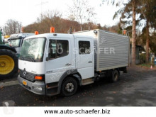 Camion fourgon Mercedes 923 L/ Werkstattkoffer