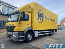 Mercedes Axor truck used box