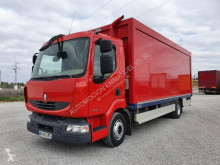 Renault Midlum 180.12 DXI truck used beverage delivery box