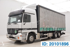 Vrachtwagen Schuifzeilen Mercedes Actros 2540