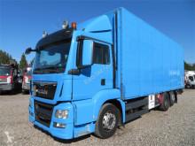 Camión MAN TGS 26.440 6x2 Euro 6 furgón usado