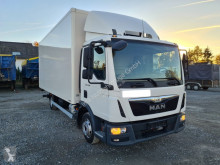 Camión MAN TGL 8.150 Koffer 4x2 Euro 6 Klima LBW furgón usado
