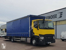 Renault Gamme T 430 DXI truck used tautliner