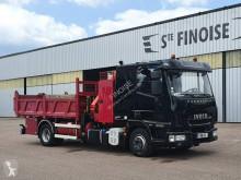 Camião basculante para obras Iveco Eurocargo 100 E 22