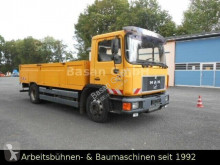 MAN 14.232 truck used flatbed
