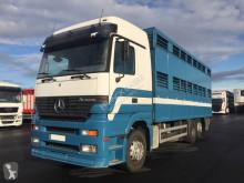 Camion remorcă transport animale Mercedes Actros 2540 L