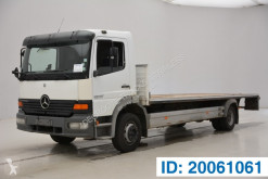 Mercedes Atego 1217 truck used flatbed
