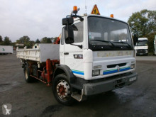 Renault three-way side tipper truck Midlum 180