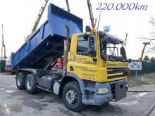Camión volquete volquete trilateral DAF CF 85.430