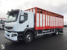 Camión remolque ganadero Renault Premium 450