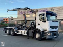 Renault hook arm system truck Lander 460DXi