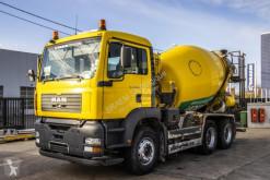 Camion béton toupie / Malaxeur MAN TGA 26.320
