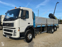 Volvo FM12 420 truck used standard flatbed