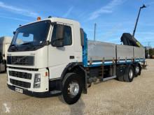 Camião Volvo FM12 420 estrado / caixa aberta estandar usado
