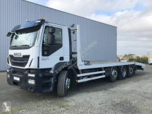 Camion transport utilaje Iveco Stralis 360
