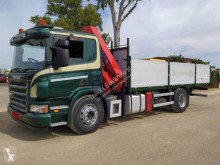 Camion Scania P 270 plateau occasion